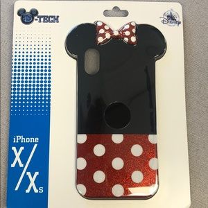Minnie Mouse I-Phone X/Xs protective cover